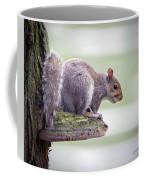Out On A Ledge Coffee Mug