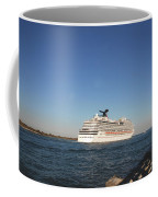 Out To The Ocean Coffee Mug