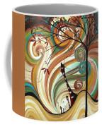 Out West II By Madart Coffee Mug