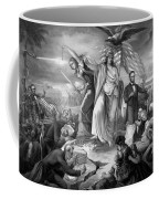 Outbreak Of Rebellion In The United States 1861 Coffee Mug