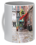 Outdoor Cafe Coffee Mug