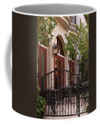 Outdoor Restaurant Coffee Mug