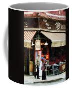 Outdoor Seating Coffee Mug