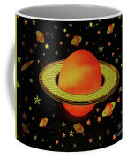 Outer Harvest Moons Coffee Mug by Rockin Docks Deluxephotos