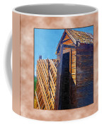 Outhouse 2 Coffee Mug