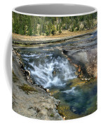 Outlet Firehole Lake Coffee Mug