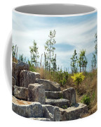 Outlook Hill, Governors Island Coffee Mug