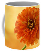 Outrageous Orange Coffee Mug by Sandy Keeton