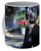 Outside Looking In Coffee Mug