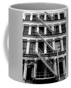 Outside Stairs Coffee Mug