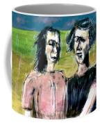 Outstanding In Their Field Coffee Mug