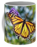 Outstretched Monarch Coffee Mug