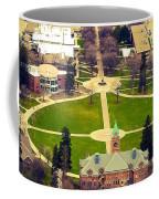 Oval At University Of Montana  Coffee Mug