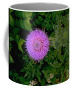 Over A Thistle Coffee Mug
