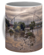 Over Her Banks Coffee Mug
