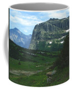Over Logan's Pass Coffee Mug