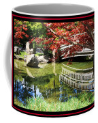 Over Springtime Pond Coffee Mug