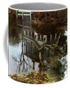 Over The Falls Coffee Mug