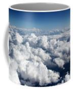 Over The Heavenly Clouds Coffee Mug
