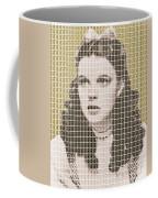 Over The Rainbow Gold Coffee Mug