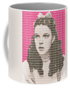 Over The Rainbow Pink Coffee Mug