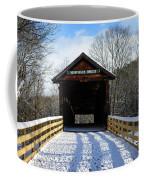 Over The River And Through The Bridge Coffee Mug