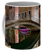 Over The River And Through The Buildings Coffee Mug