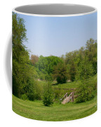 Over The River And Through The Woods In Summer Coffee Mug
