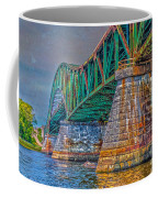 Over The River Coffee Mug