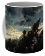 Over The Top Coffee Mug by Alfred Bastien