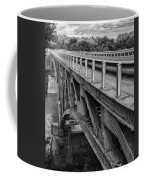 Over Troubled Water Coffee Mug