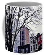 Overcast And Cold Coffee Mug