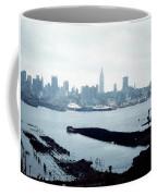 Overcast City Coffee Mug
