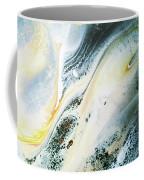 Overcast Sea Abstract Coffee Mug