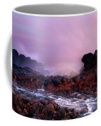 Overcome By The Tides Coffee Mug