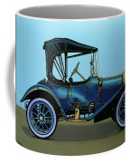 Overland 1911 Painting Coffee Mug