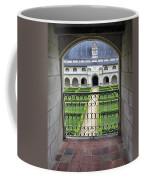 Overlooking The Gardens Coffee Mug