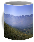 Overlooking Vineyards Coffee Mug