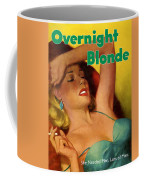 Overnight Blonde Coffee Mug