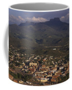 Overview Of Town Of Trinidad Coffee Mug