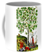 Ovids Pyramus And Thisbe Myth Coffee Mug