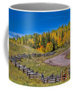 Owl Creek Pass Road Coffee Mug