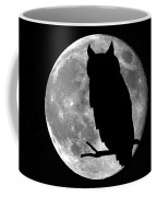 Owl Moon Coffee Mug