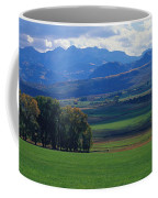 Owl Pass Uncompahgre National Forest Co Coffee Mug