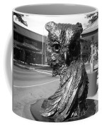 Owl Sculpture Grand Junction Co Coffee Mug