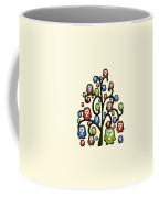 Owl Tree Coffee Mug