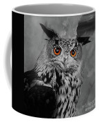 Owls Eye Coffee Mug
