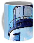 Owls Head Light House Coffee Mug