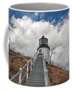 Owl's Head Lighthouse 4764 Coffee Mug