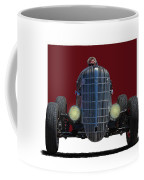 Owner Designed And Built Race Car Coffee Mug